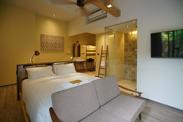 Accommodation in Chiang Mai, Thailand