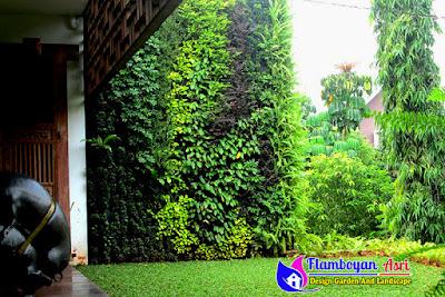 Tukang Verical garden Surabaya