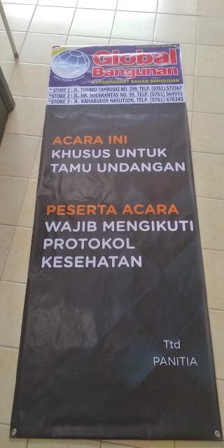 Banner Global Bangunan
