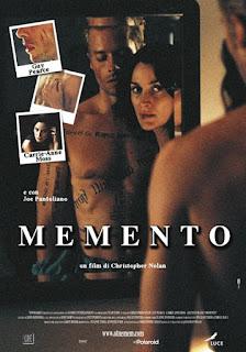 Memento (2000) BluRay 720p 1GB Dual Audio [Hindi-English] ESubs Download MKV