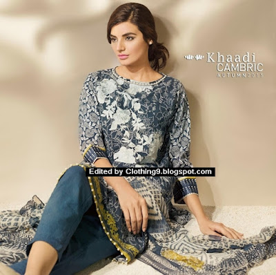 Khaadi Eid ul Azha Collection 2015