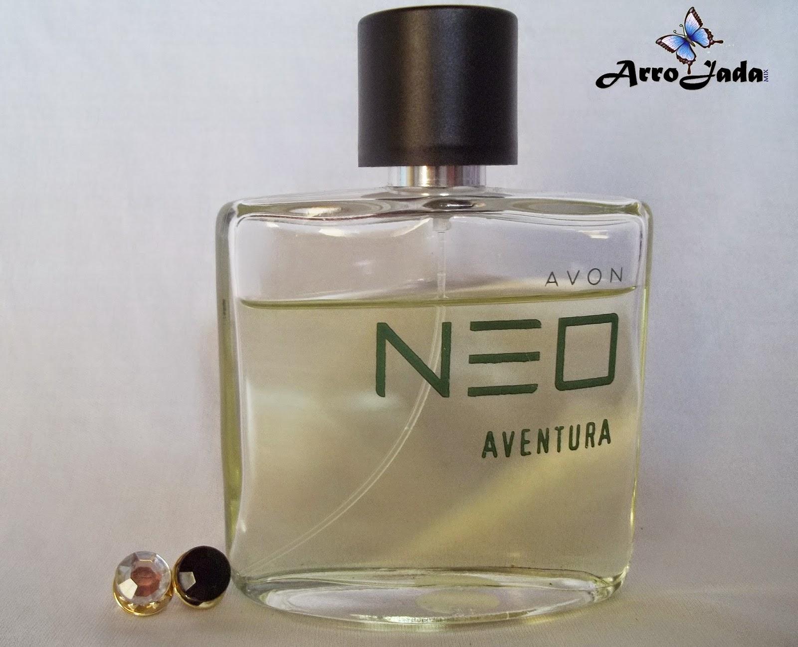 Perfume Neo aventura Avon