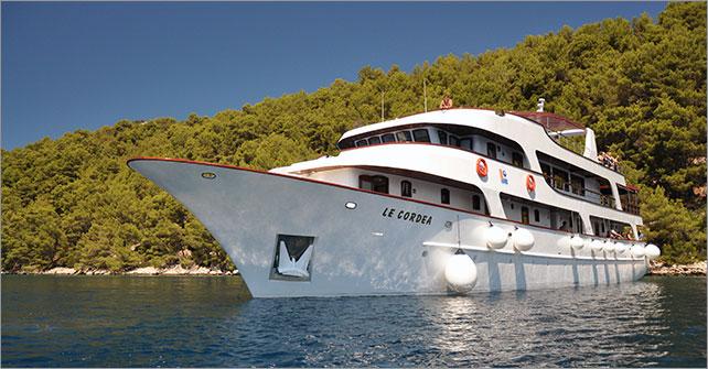 crucero islas dalmata
