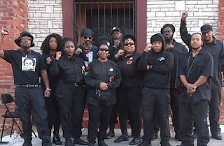 "Breaking: New Black Panther Party Heading to Baton Rouge to Protest ""Pig Department"""