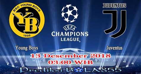 Prediksi Bola855 Young Boys vs Juventus 13 Desember 2018