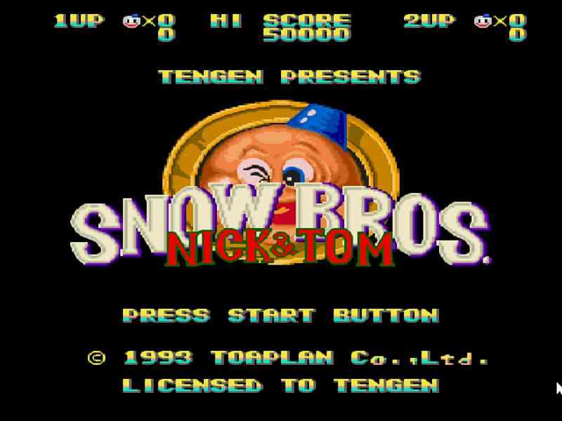 snow bros game free download for pc full version setup