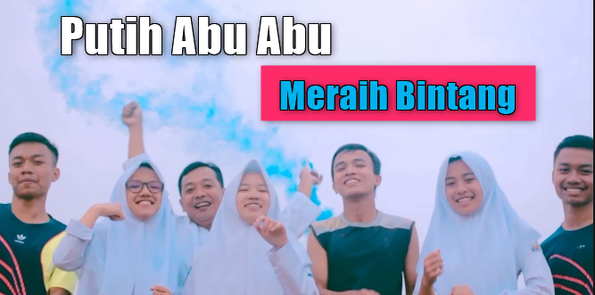 Download Lagu Putih Abu Abu Meraih Bintang Mp3 (Theme Song Asian Games 2018),Putih Abu Abu, Lagu Cover, Via Vallen, 2018