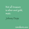 Johnny Depp Motivational Quotes and Pirates of the Caribbean Quotes
