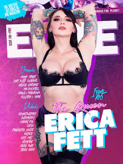 Elite Magazine Inglaterra – Volumen 106