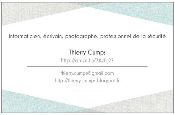 Thierry Cumps, photographe