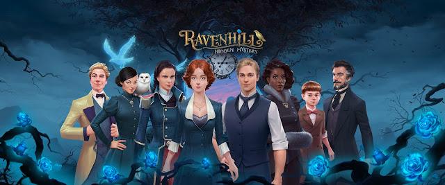 Ravenhill: Hidden Mystery mahasiswaexcel