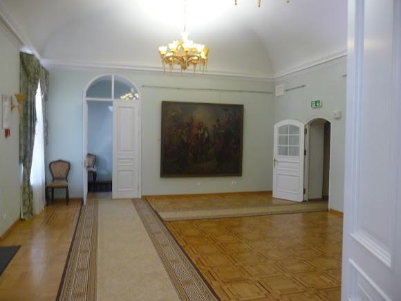 Батурин. Палац графа Розумовського