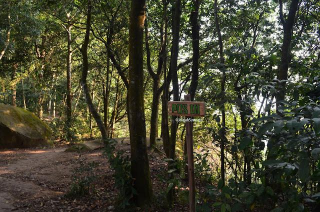 Pos 3 Jalur Pendakian Gunung Lembu Purwakarta | JelajahSuwanto