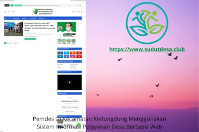 Website Desa Komis