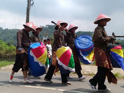 Kirab Budaya HUT 495 Kab Semarang