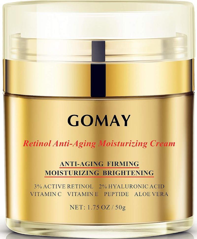 62% OFF Retinol Moisturizing Night Cream