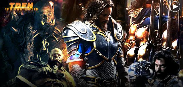 Primul teaser trailer pentru filmul Warcraft