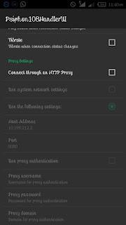 Airtel UNLIMITED data access via psiphon