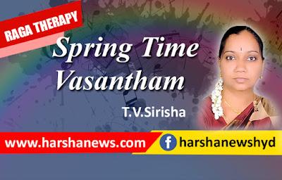 SPRING TIME -VASANTHAM_harshanews.com