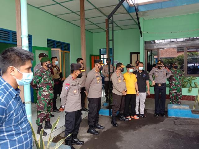 Kapolda Jateng Cek Posko Penerapan Pembatasan Kegiatan Masyarakat Desa Ngringo