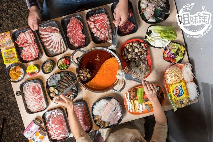 比壽喜燒跟叻沙鍋專門店還逆天,正常價格卻能無限吃到飽-肉肉屋火鍋吃到飽