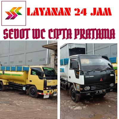 Sedot WC Cipta Pratama & Layanan 24 Jam / WA.08111559996