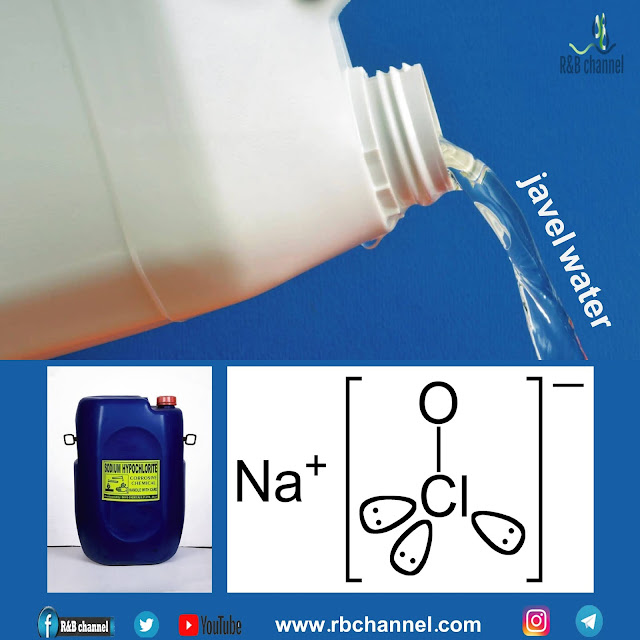 Javel Water | Sodium hypochlorite - Ways Manufactured