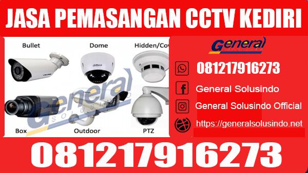 Jasa Pemasangan CCTV Ringinrejo Kediri Murah