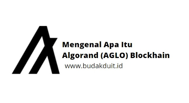 Gambar Logo Algorand (ALGO)
