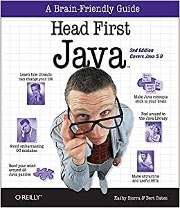 Java Programming Books For beginners