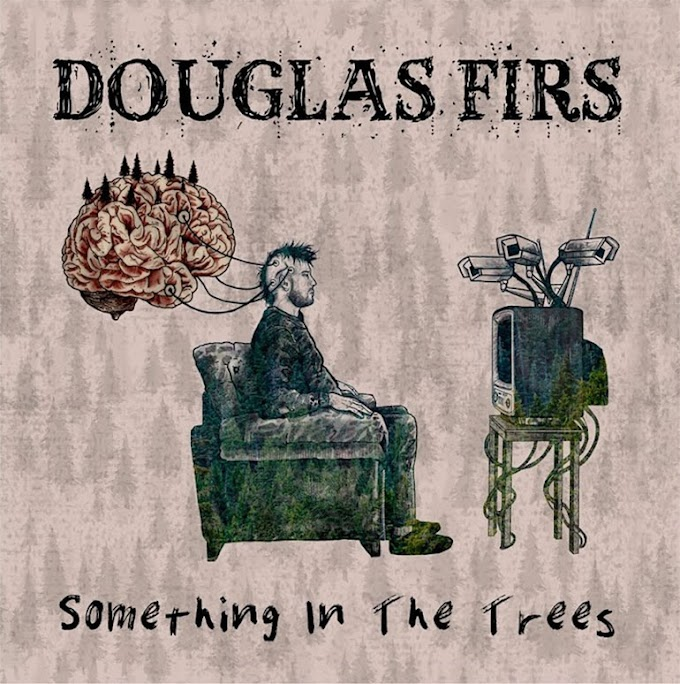 """Douglas Firs stream new album """"Something In The Trees"""""""