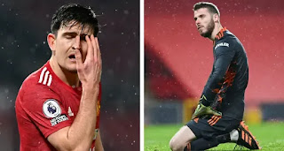 Man United players rating in shocking Sheffield Utd defeat with De Gea - 3, Martial - 2
