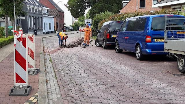 هولندا تستعيد 180 سنتمترا من أراضيها من بلجيكا