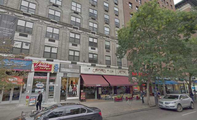 Broadway between 90th and 91st Streets, NYC, randommusings.filminspector.com