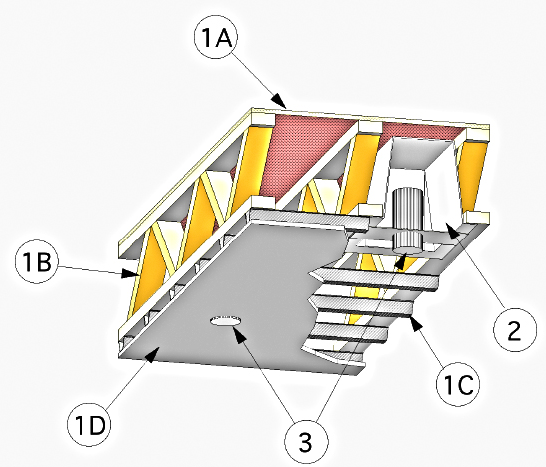 1 Hour Fire Rated Floor Ceiling Assembly