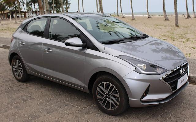 Novo Hyundai HB20 2020  - 2º carro mais vendido do Brasil