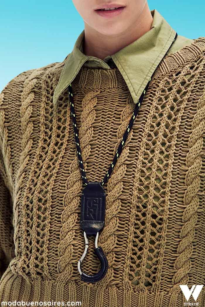 sweaters tejidos invierno 2021