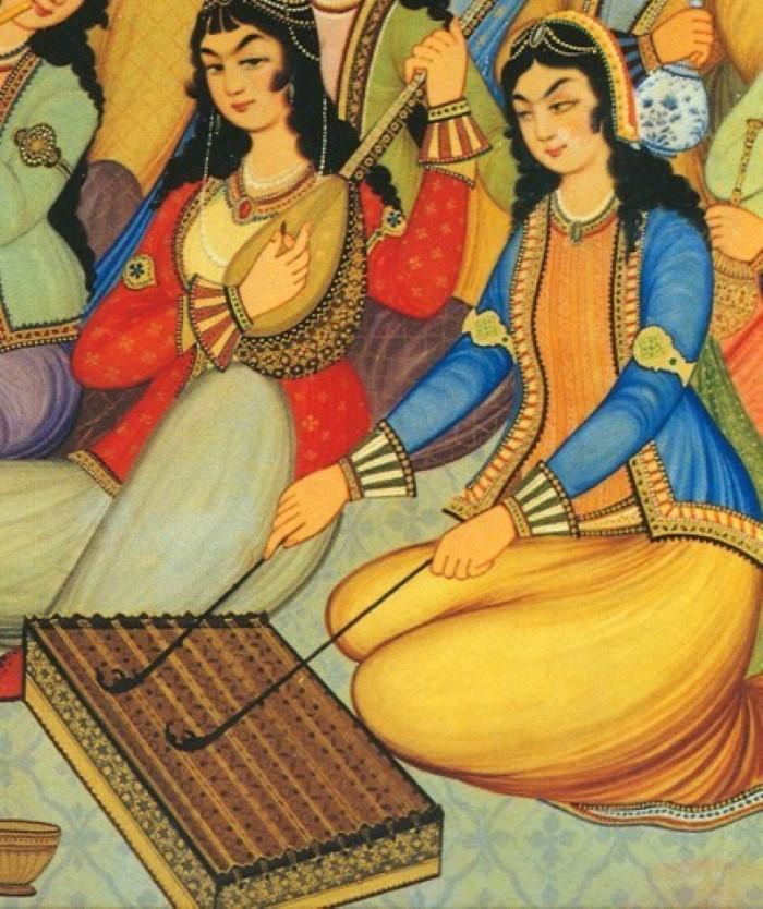 Женщины в живописи. От древности до нашего времени 13