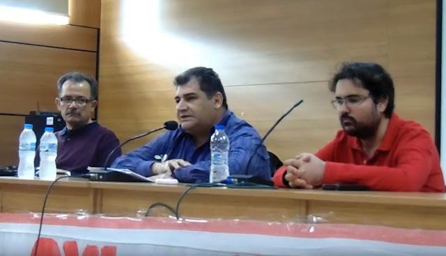 Με μεγάλο ενδιαφέρον η εκδήλωση της Επιτροπής Ειρήνης Αργολίδας για τη νέα ΕλληνοΑμερικανική συμφωνία