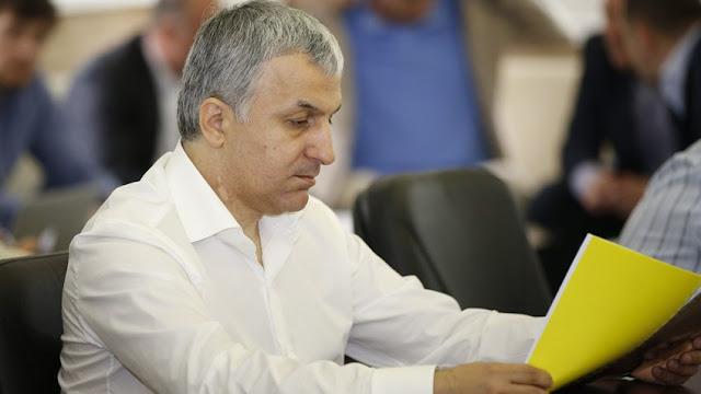 Гендиректор «Ахмата» о зарплате Глушакова 1 млн евро: «Чушь полная. Гораздо, гораздо меньше»