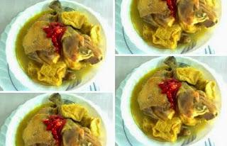 Resep Ayam Santan Cabai Rawit
