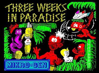 Videojuego Three Weeks in Paradise