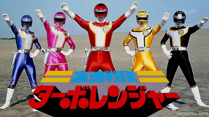 Kousoku Sentai Turboranger Batch Subtitle Indonesia