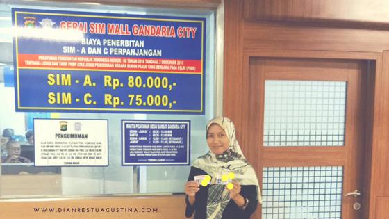 Gerai Samsat Mall Gandaria City Jakarta