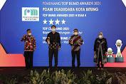 Pemkot Bitung Raih Penghargaan di Ajang Top BUMD Award