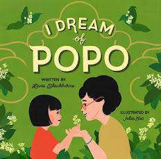 "Book cover of ""I Dream of Popo"""