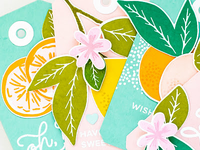 Inspired By...Citrus | The Stamp Market