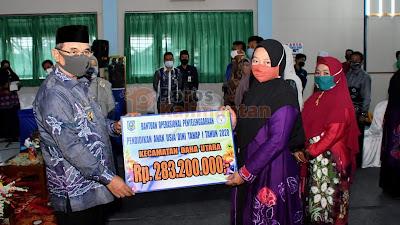 Pemkab HSS Kucurkan Dana Miliaran Rupiah untuk Bantuan Pendidikan