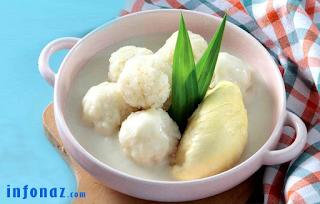 Resep Kuah Durian Khas Pocut