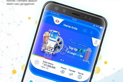 Langitpay, Aplikasi Multi Payment Jual Pulsa & PPOB Terpercaya